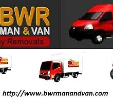 BWR man and van by jackjames350