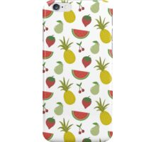 Fruits of Summer iPhone Case/Skin
