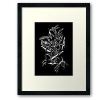 Pets I will not own - Chameleon Framed Print