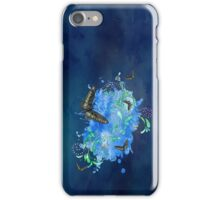 Watercolour Butterfly 08 iPhone Case/Skin