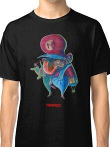 Mario - Super Mario bros 2 Nintendo Classic T-Shirt