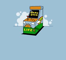 Game Over Arcade Life Unisex T-Shirt