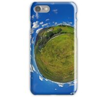 SlieveLeague from the Banks of the Glen River, near Carrick iPhone Case/Skin