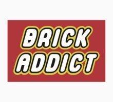 BRICK ADDICT  One Piece - Short Sleeve
