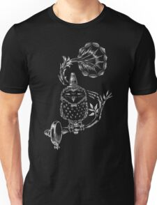 Pets I will not own - Owl Unisex T-Shirt