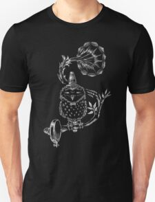 Pets I will not own - Owl T-Shirt