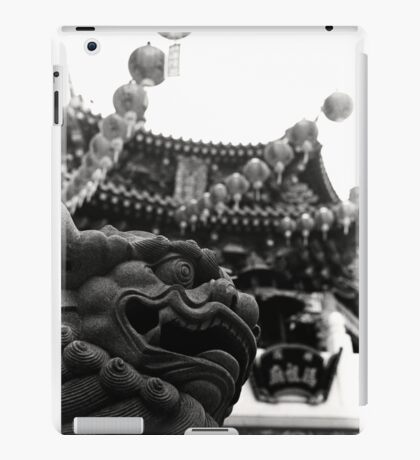Chinatown, Yokohama Japan iPad Case/Skin