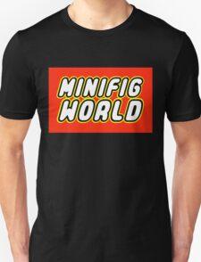 MINIFIG WORLD Unisex T-Shirt
