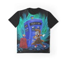 Doctor TenTom Graphic T-Shirt