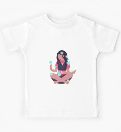 Here Comes A Thought Kids Tee