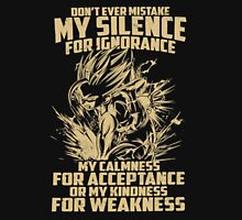 DragonBallZ t-shirt Unisex T-Shirt