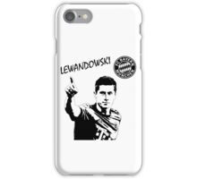 Robert Lewandowski - Lewy - Bayern Munich iPhone Case/Skin