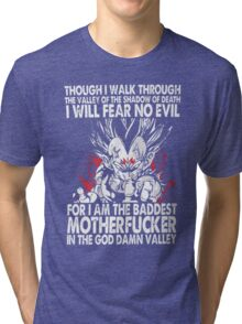 Vegeta - The Dragonball Tri-blend T-Shirt