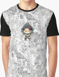 Attack On Titan - Levi Graphic T-Shirt