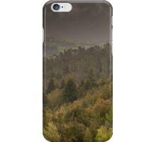 Misty Mountain Top iPhone Case/Skin