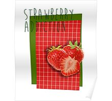 Strawberry Addiction Poster