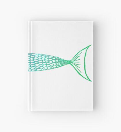 Mermaid Linework Hardcover Journal