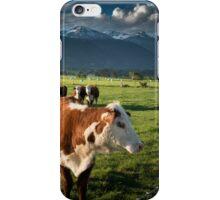 Moo one iPhone Case/Skin