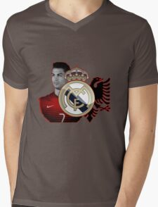 cristiano ronaldo handsome Mens V-Neck T-Shirt