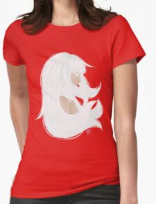 Cold Patience Womens Fitted T-Shirt