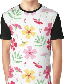 Blooming summer Graphic T-Shirt