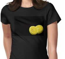 Lemon essence Womens Fitted T-Shirt