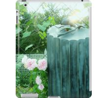 rose memorial iPad Case/Skin