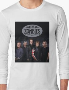 THE ZOMBIES BAND TOUR 2016 Long Sleeve T-Shirt