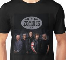 THE ZOMBIES BAND TOUR 2016 Unisex T-Shirt