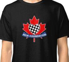 New/Hart Foundation wrestling Classic T-Shirt
