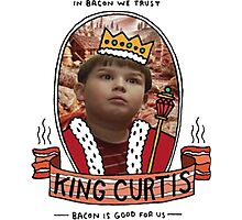 King Curtis Photographic Print