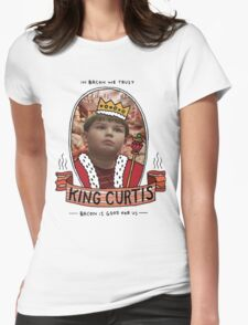 King Curtis Womens Fitted T-Shirt