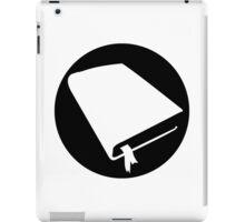 Graffiti Style Book iPad Case/Skin