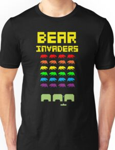 Bear Invaders Unisex T-Shirt