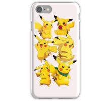 Pika Style iPhone Case/Skin