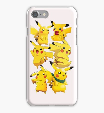 Pika Style iPhone Case/Skin