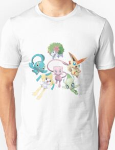 20th years of Pokemon Unisex T-Shirt