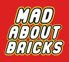 MAD ABOUT BRICKS, Customize My Minifig Kids Clothes