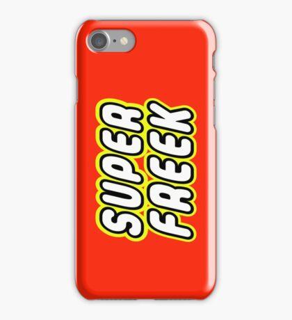 SUPER FREEK iPhone Case/Skin