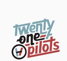 Twenty one pilots One Piece - Short Sleeve