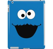 Cookie Monster Face iPad Case/Skin