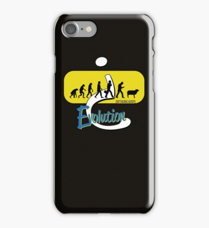 Evolution? iPhone Case/Skin