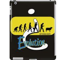 Evolution? iPad Case/Skin