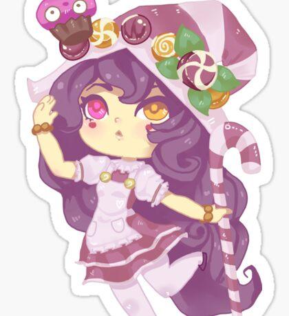 Lulu Sticker