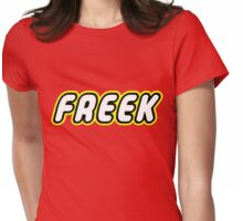 FREEK Womens Fitted T-Shirt