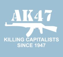 AK47 funny,political,weapons,cool,retro,rude Kids Tee