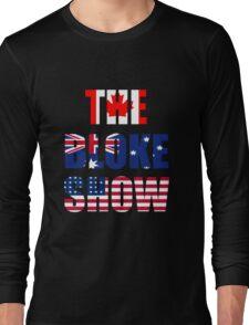 The Bloke Show Flags Long Sleeve T-Shirt