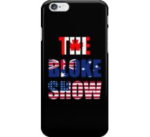 The Bloke Show Flags iPhone Case/Skin