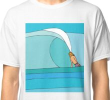 Below sea level... Classic T-Shirt