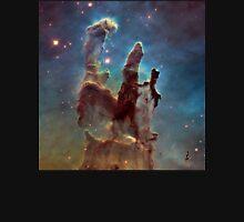 HUBBLE, NASA, Telescope, Pillars of Creation, stars, Eagle Nebula Unisex T-Shirt